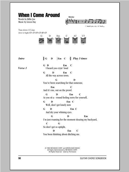 GREEN DAY UKULELE PLAY-ALONG SHEET MUSIC SONG BOOK W//CD