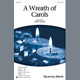 Download or print Greg Gilpin A Wreath Of Carols Sheet Music Printable PDF 10-page score for Winter / arranged TB Choir SKU: 158922.