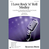 Download Greg Gilpin 'I Love Rock 'n' Roll Medley - Guitar' Printable PDF 3-page score for Pop / arranged Choir Instrumental Pak SKU: 352358.
