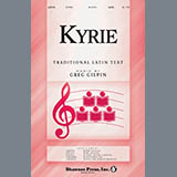 Download or print Greg Gilpin Kyrie Sheet Music Printable PDF 8-page score for Collection / arranged SATB Choir SKU: 431195.