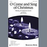 Download or print Greg Gilpin March Of The Kings Sheet Music Printable PDF 9-page score for Winter / arranged SAB Choir SKU: 154887.