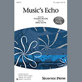 Download or print Greg Gilpin Music's Echo Sheet Music Printable PDF 7-page score for Concert / arranged TB Choir SKU: 154892.