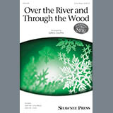 Download or print Greg Gilpin Over The River And Through The Wood Sheet Music Printable PDF 9-page score for Christmas / arranged 2-Part Choir SKU: 180153.