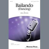 Download or print Greg Jasperse Bailando Sheet Music Printable PDF 17-page score for A Cappella / arranged SATB Choir SKU: 159003.
