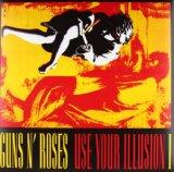 Download or print Guns N' Roses Don't Cry Sheet Music Printable PDF 9-page score for Rock / arranged Guitar Tab (Single Guitar) SKU: 476128.