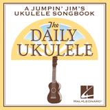 Download Gus Kahn 'Ukulele Lady (from The Daily Ukulele) (arr. Liz and Jim Beloff)' Printable PDF 2-page score for Standards / arranged Ukulele SKU: 184472.