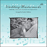 Download Halferty 'Wedding Masterworks - Tenor Sax Solo' Printable PDF 17-page score for Classical / arranged Woodwind Solo SKU: 313471.