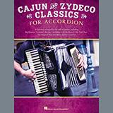 Download or print Hank Williams Bayou Pon Pon Sheet Music Printable PDF 4-page score for Country / arranged Accordion SKU: 450645.