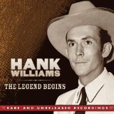 Download or print Hank Williams The Alabama Waltz Sheet Music Printable PDF 1-page score for Country / arranged Guitar Chords/Lyrics SKU: 78898.