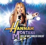 Download or print Hannah Montana The Best Of Both Worlds Sheet Music Printable PDF 6-page score for Pop / arranged Big Note Piano SKU: 64011.