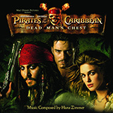 Download Hans Zimmer 'Davy Jones (from Pirates Of The Caribbean: Dead Man's Chest)' Printable PDF 3-page score for Disney / arranged Easy Guitar Tab SKU: 86353.