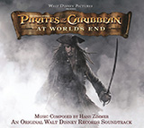 Download or print Hans Zimmer I See Dead People In Boats (from Pirates Of The Caribbean: At World's End) Sheet Music Printable PDF 2-page score for Disney / arranged Piano Solo SKU: 59329.