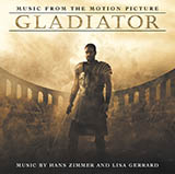 Download or print Hans Zimmer Now We Are Free (from Gladiator) Sheet Music Printable PDF 6-page score for Film/TV / arranged Piano Solo SKU: 17505.