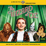 Download or print Harold Arlen Ding-Dong! The Witch Is Dead (from The Wizard Of Oz) Sheet Music Printable PDF 2-page score for Film/TV / arranged Easy Guitar Tab SKU: 448056.
