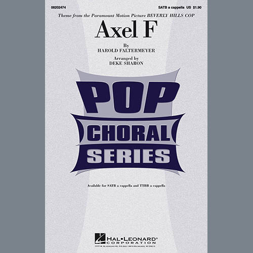 Easily Download Deke Sharon Printable PDF piano music notes, guitar tabs for SATB Choir. Transpose or transcribe this score in no time - Learn how to play song progression.