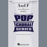 Download or print Deke Sharon Axel F Sheet Music Printable PDF 10-page score for A Cappella / arranged SATB Choir SKU: 289844.