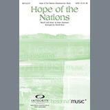 Download Harold Ross 'Hope Of The Nations' Printable PDF 10-page score for Contemporary / arranged SATB Choir SKU: 293539.
