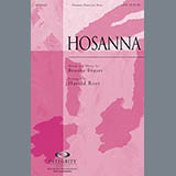 Download Harold Ross 'Hosanna' Printable PDF 10-page score for Contemporary / arranged SATB Choir SKU: 281768.