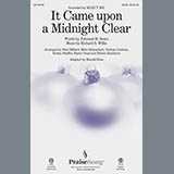 Download Harold Ross 'It Came Upon A Midnight Clear - Violin 2' Printable PDF 3-page score for Christmas / arranged Choir Instrumental Pak SKU: 314632.