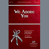 Download Harold Ross 'We Adore You - Bass Clarinet (Sub. Cello)' Printable PDF 2-page score for Christmas / arranged Choir Instrumental Pak SKU: 295895.