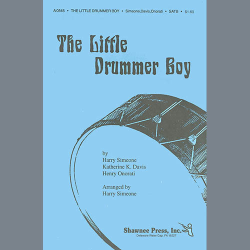 Easily Download Harry Simeone Printable PDF piano music notes, guitar tabs for Choir Instrumental Pak. Transpose or transcribe this score in no time - Learn how to play song progression.