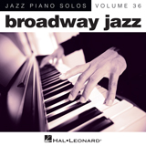 Download or print Harry Warren Lullaby Of Broadway [Jazz version] (arr. Brent Edstrom) Sheet Music Printable PDF 4-page score for Musical/Show / arranged Piano Solo SKU: 160774.