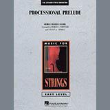 Download Harvey Whistler 'Processional Prelude - Violin 3 (Viola Treble Clef)' Printable PDF 1-page score for Baroque / arranged Orchestra SKU: 298907.