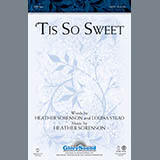 Download Heather Sorenson ''Tis So Sweet - Bb Clarinet 1,2' Printable PDF 4-page score for Concert / arranged Choir Instrumental Pak SKU: 296629.