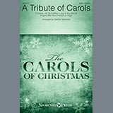 Download Heather Sorenson 'A Tribute of Carols - Bassoon' Printable PDF 3-page score for Carol / arranged Choir Instrumental Pak SKU: 376920.