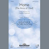 Download Heather Sorenson 'Home (The Arms of God) - Timpani' Printable PDF 1-page score for Christian / arranged Choir Instrumental Pak SKU: 314202.