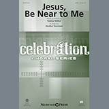 Download or print Heather Sorenson Jesus, Be Near to Me - Violin 2 Sheet Music Printable PDF 3-page score for Gospel / arranged Choir Instrumental Pak SKU: 369811.
