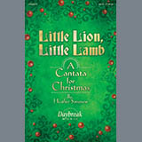 Download or print Heather Sorenson Little Lion, Little Lamb - Oboe Sheet Music Printable PDF 25-page score for Christmas / arranged Choir Instrumental Pak SKU: 371466.