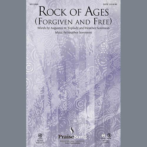 Heather Sorenson, Rock of Ages (Forgiven and Free) - Trombone 3/Tuba, Choir Instrumental Pak