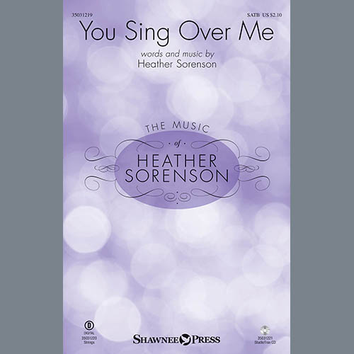 Easily Download Heather Sorenson Printable PDF piano music notes, guitar tabs for SATB Choir. Transpose or transcribe this score in no time - Learn how to play song progression.