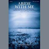 Download Henry F. Lyte 'Abide With Me (arr. Lloyd Larson)' Printable PDF 15-page score for Sacred / arranged TTBB Choir SKU: 429863.