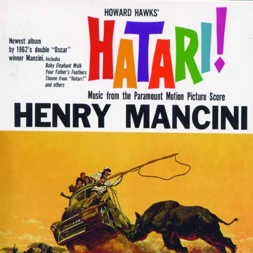Easily Download Henry Mancini Printable PDF piano music notes, guitar tabs for Lead Sheet / Fake Book. Transpose or transcribe this score in no time - Learn how to play song progression.