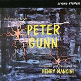 Download or print Henry Mancini Peter Gunn Sheet Music Printable PDF 1-page score for Jazz / arranged Bass SKU: 253801.