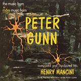 Download or print Henry Mancini Peter Gunn Sheet Music Printable PDF 1-page score for Standards / arranged Marimba Solo SKU: 466895.