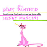 Download or print Henry Mancini The Pink Panther Sheet Music Printable PDF 2-page score for Jazz / arranged Bass SKU: 253833.