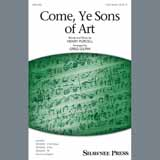 Download or print Henry Purcell Come, Ye Sons Of Art (arr. Greg Gilpin) Sheet Music Printable PDF 6-page score for Concert / arranged TB Choir SKU: 407161.