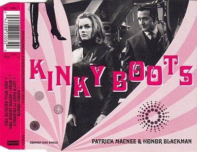 Honor Blackman & Patrick Macnee, Kinky Boots, Violin