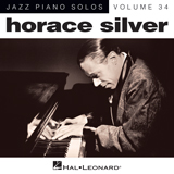 Download Horace Silver 'How Long Has This Been Going On? (arr. Brent Edstrom)' Printable PDF 4-page score for Jazz / arranged Piano Solo SKU: 159798.