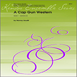 Download or print Houllif Cap Gun Western, A - Full Score Sheet Music Printable PDF 5-page score for Classical / arranged Percussion Ensemble SKU: 313820.