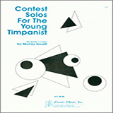 Download or print Houllif Contest Solos For The Young Timpanist Sheet Music Printable PDF 13-page score for Classical / arranged Percussion Solo SKU: 124784.