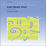Download or print Houllif East Meets West Sheet Music Printable PDF 2-page score for Classical / arranged Percussion Solo SKU: 124740.