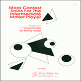 Download or print Houllif More Contest Solos For The Intermediate Mallet Player Sheet Music Printable PDF 11-page score for Classical / arranged Percussion Solo SKU: 124789.
