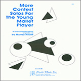 Download or print Houllif More Contest Solos For The Young Mallet Player Sheet Music Printable PDF 11-page score for Classical / arranged Percussion Solo SKU: 124788.