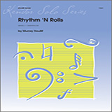 Download or print Houllif Rhythm 'N Rolls Sheet Music Printable PDF 2-page score for Classical / arranged Percussion Solo SKU: 124748.