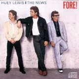 Download Huey Lewis & The News 'The Power Of Love' Printable PDF 6-page score for Pop / arranged Very Easy Piano SKU: 161484.