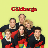 Download or print I Fight Dragons The Goldbergs Main Title Sheet Music Printable PDF 2-page score for Film/TV / arranged Big Note Piano SKU: 423550.